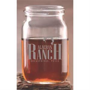 Jar Shot Glass