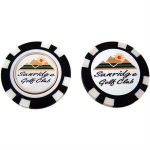 Magnetic Marker Poker Chip