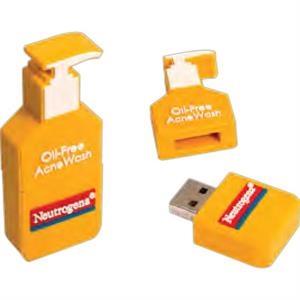 2-D USB Flexi-Drive 2.0
