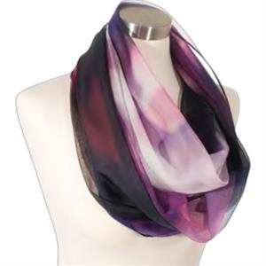 Infinity Scarf 100% Polyester