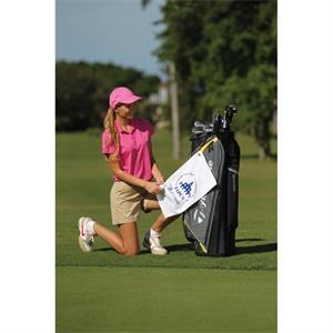 Velour Fingertip Golf Towel