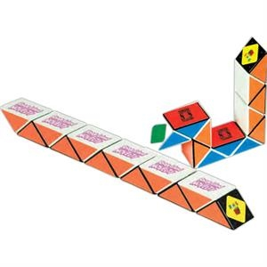 Rubik's (R) Mini Twist-A-Snake