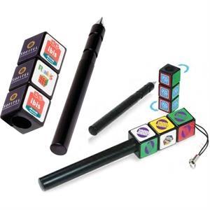 Custom Rubik's (R) Puzzle Pen