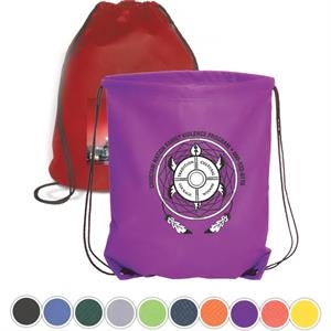 Econo Non-Woven String Backpack - 80GSM