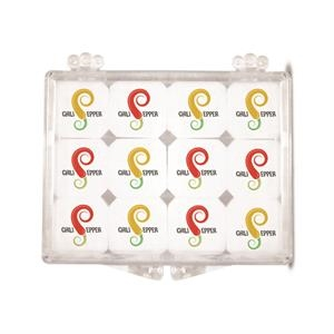 Printed Mints Clear Case