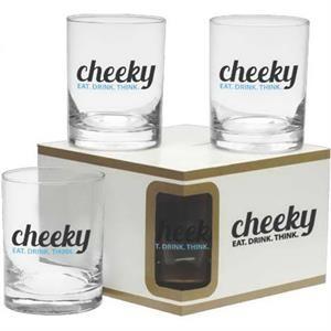 Premium Set of 4 DOF Glasses