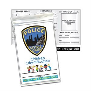 Child ID Kit - English