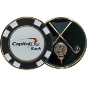 Metal Poker Chip Ball Markers