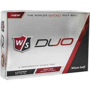 Wilson (R) Staff Duo (TM) Golf Ball