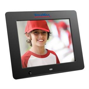 "Aluratek 8"" Digital Photo Frame with Motion Sensor"
