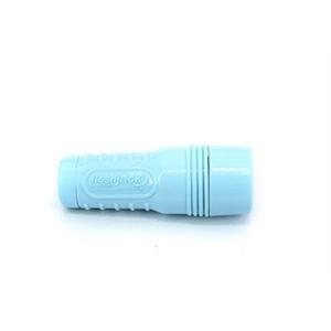 2600mAh PVC Custom Power Bank - Light Shaped