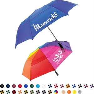 MVP Rainbow Folding Golf Umbrella