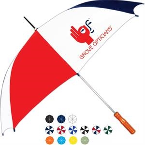 Sleek Automatic Open Fashion Stick Umbrella