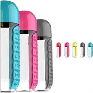 "The ""in style"" Pill Organizer Bottle"