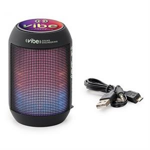 Disco Wireless Speaker/FM Radio