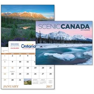 Window Scenic Canada Appointment Calendar