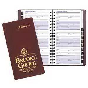 Medium Address Book - Continental