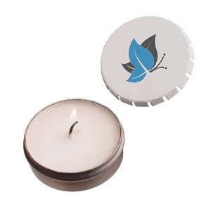 Eco Friendly Soy Candle In Snap-Top Tin