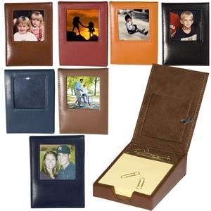 Soho (TM) Memo Pad Desk Photo Frame