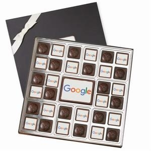 Luxe Deluxe Chocolate Squares Gift Box