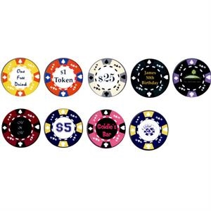 Ace King Suited Chip 14 Gram