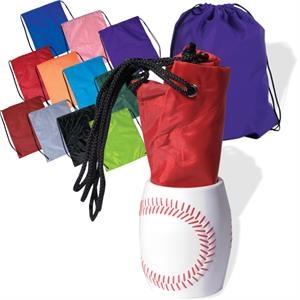 Can Holder Combo Baseball
