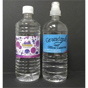 Bottled water 20 oz