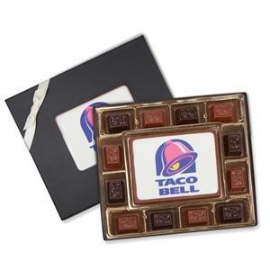 Luxe 8 Piece Custom Chocolate Delight Box