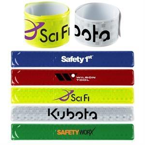 Reflective Slap Wristband