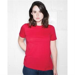American Apparel - Ladies' Fine Jersey Classic T-Shirt