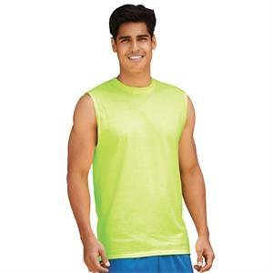 Jerzees - Adult Sleeveless Shooter T-Shirt