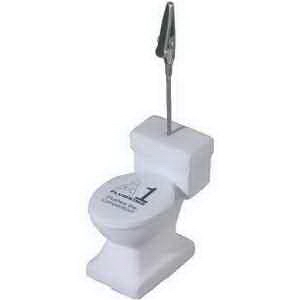 Toilet Memo Holder Stress Reliever
