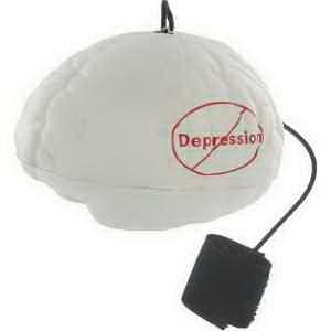 Brain Yo-Yo Bungee Stress Reliever