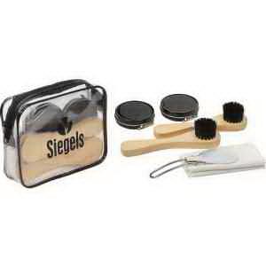 Quick Shine Shoe Care Kit