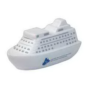 Cruise Boat Memo Holder Stress Reliever