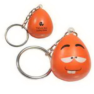 Mood Maniac- Wacky Key Chain Stress Reliever
