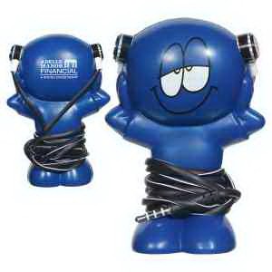 Little Buddy Earbud Figure