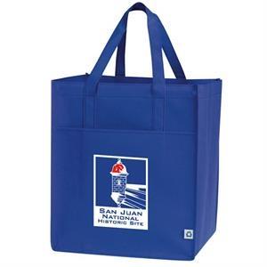 Shopper Tote w/ Pocket