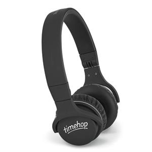 Brookstone(R)  Bluetooth(R) Compact Wireless Headphones