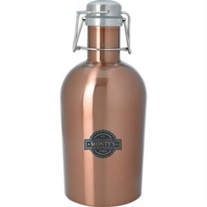 Stainless Growler - 64 oz.