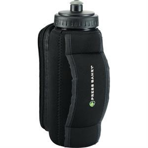 Slazenger(TM) Handheld Sport Bottle with Phone holder