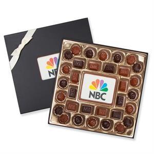 Luxe 16 Piece Custom Chocolate Delight Box