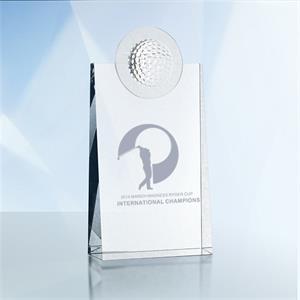 Golf Plaque Award - On Sale Item