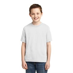 JERZEES - Youth Dri-Power Active 50/50 Cotton/Poly T-Shirt.