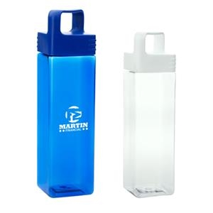 27 Oz. Tritan (TM) Square Bottle