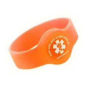 NFC Silicone Wristband