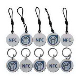 NFC Keychain Tag