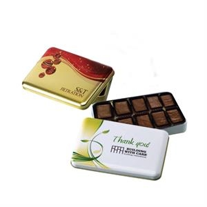 One of a Kind Tin with  English Butter Toffee