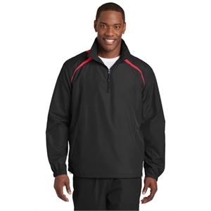 Sport-Tek 1/2-Zip Wind Shirt.