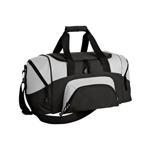 Port Authority - Small Colorblock Sport Duffel.